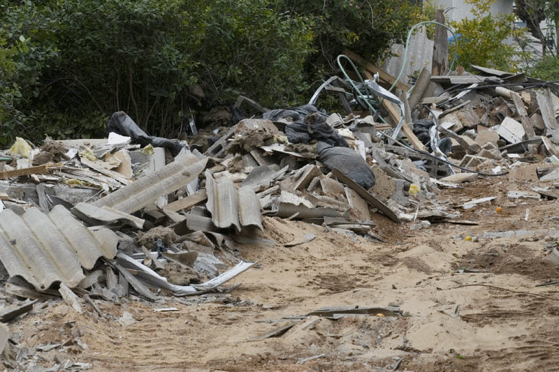 The eviction of Kfar Shalem